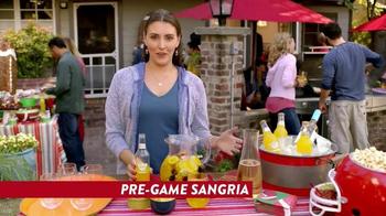 Smirnoff Ice Screwdriver TV Spot, 'Pre-Game Sangria' - Thumbnail 2