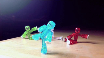 Stikbot Studio App TV Spot, 'Figures You Can Animate' - Thumbnail 4