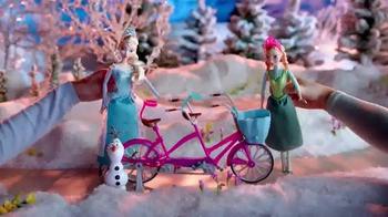 Disney Frozen Anna and Elsa's Musical Bicycle TV Spot, 'A Bike That Sings' - Thumbnail 2