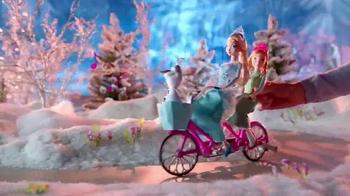 Disney Frozen Anna and Elsa's Musical Bicycle TV Spot, 'A Bike That Sings' - Thumbnail 5