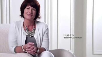 Bassett Labor Day Sale TV Spot, 'Susan' - Thumbnail 1