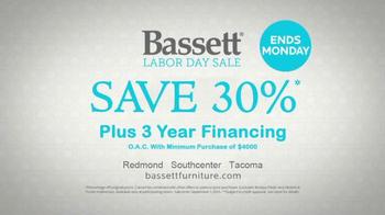 Bassett Labor Day Sale TV Spot, 'Susan' - Thumbnail 8