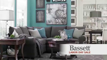 Bassett Labor Day Sale TV Spot, 'Susan' - Thumbnail 3