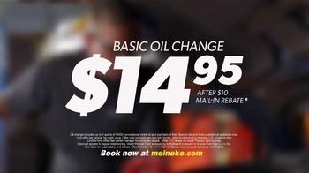 Meineke Car Care Centers TV Spot, 'One-Stop Shop' - Thumbnail 4