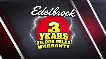 Edelbrock E-Force Supercharger TV Spot, 'Limited Powertrain Warranty' - Thumbnail 2