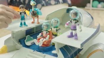 Miles From Tomorrowland Stellosphere TV Spot, 'Blast Off' - Thumbnail 4