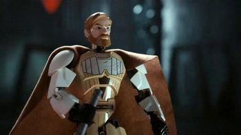 LEGO Star Wars Buildable Figures TV Spot, 'Bring Home the Battle'