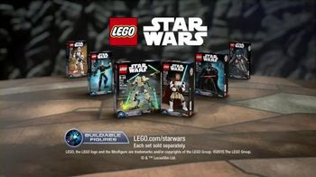 LEGO Star Wars Buildable Figures TV Spot, 'Bring Home the Battle' - Thumbnail 8