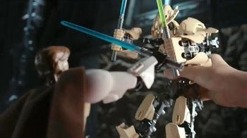 LEGO Star Wars Buildable Figures TV Spot, 'Bring Home the Battle' - Thumbnail 4