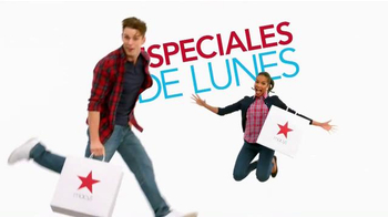 Macy's La Venta del Día del Trabajo TV Spot, 'Puntos Plenti' [Spanish] - Thumbnail 1