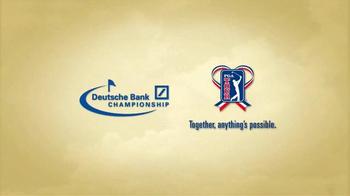 Deutsche Bank TV Spot, '2015 Deutsche Bank Championship' - Thumbnail 8
