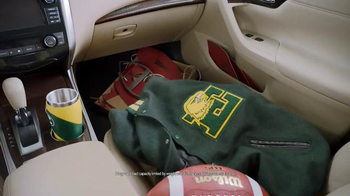 Nissan Altima TV Spot, 'Weekend Contest' Ft. Desmond Howard, Song by Deorro - Thumbnail 4
