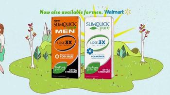 SlimQuick Pure TV Spot, 'Natural Ingredients' - Thumbnail 6