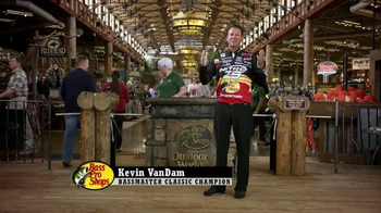Bass Pro Shops Labor Day Blowout TV Spot, 'Hometown Festival' - 146 commercial airings
