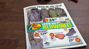 Bass Pro Shops Labor Day Blowout TV Spot, 'Hometown Festival' - Thumbnail 3