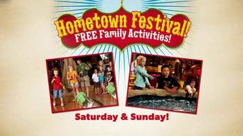 Bass Pro Shops Labor Day Blowout TV Spot, 'Hometown Festival' - Thumbnail 4