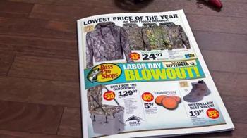 Bass Pro Shops Labor Day Blowout TV Spot, 'Repellent, Cooler' - Thumbnail 6