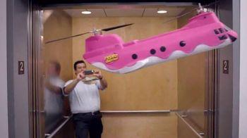 Pepto-Bismol TV Spot, '¡Peptocóptero!' [Spanish]
