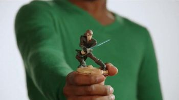 Disney Infinity 3.0 Star Wars Playsets TV Spot, 'Star Wars: Friends' - 103 commercial airings
