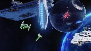 Disney Infinity 3.0 Star Wars Playsets TV Spot, 'Star Wars: Friends' - Thumbnail 1