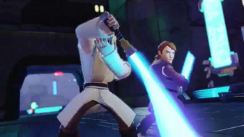 Disney Infinity 3.0 Star Wars Playsets TV Spot, 'Star Wars: Friends' - Thumbnail 3