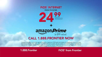 Frontier FiOS Internet TV Spot, 'Rocket Launch' - Thumbnail 10