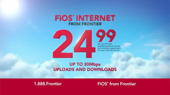 Frontier FiOS Internet TV Spot, 'Rocket Launch' - Thumbnail 6
