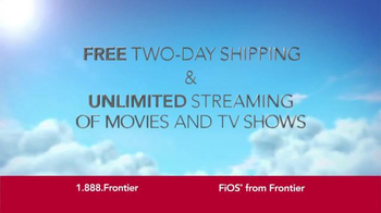 Frontier FiOS Internet TV Spot, 'Rocket Launch' - Thumbnail 8