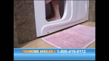 Safe Step Walk-in Tubs TV Spot, 'Accidents No More' - Thumbnail 7