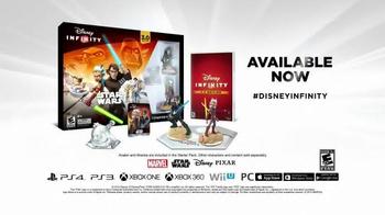 Disney Infinity 3.0 Star Wars Playsets TV Spot, 'Speaking Star Wars' - Thumbnail 9