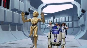 Disney Infinity 3.0 Star Wars Playsets TV Spot, 'Speaking Star Wars' - Thumbnail 4