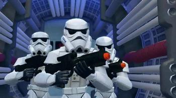 Disney Infinity 3.0 Star Wars Playsets TV Spot, 'Speaking Star Wars' - Thumbnail 5