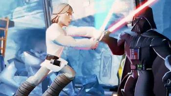 Disney Infinity 3.0 Star Wars Playsets TV Spot, 'Speaking Star Wars' - Thumbnail 6