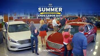 Hyundai Summer Clearance Event TV Spot, 'Deals: Extended' - Thumbnail 1