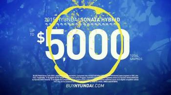 Hyundai Summer Clearance Event TV Spot, 'Deals: Extended' - Thumbnail 4