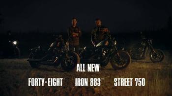 Harley-Davidson TV Spot, 'Inspiration' - Thumbnail 7