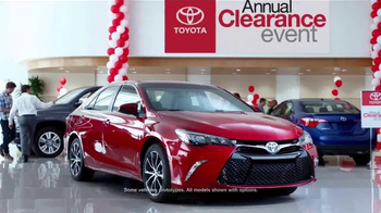 Toyota Annual Clearance Event TV Spot, 'Final Days' - Thumbnail 3