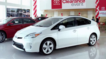 Toyota Annual Clearance Event TV Spot, 'Final Days' - Thumbnail 5