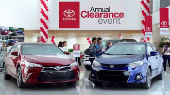 Toyota Annual Clearance Event TV Spot, 'Final Days' - Thumbnail 6