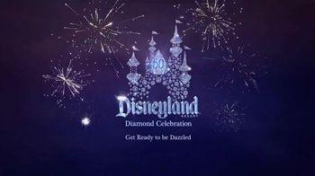 Disneyland Resort Diamond Celebration TV Spot, 'Dazzled'