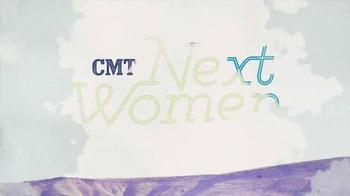 Toyota TV Spot, 'CMT: Next Women of Country' Featuring Cassadee Pope - Thumbnail 1