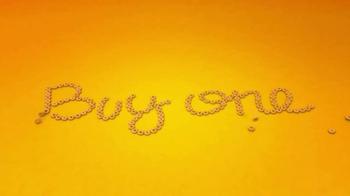 Cheerios TV Spot, 'Buy One, Give One at Walmart' - Thumbnail 1