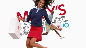 Macy's La Venta del Día del Trabajo TV Spot, 'Salta con alegría' [Spanish] - Thumbnail 1