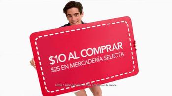 Macy's La Venta del Día del Trabajo TV Spot, 'Salta con alegría' [Spanish] - Thumbnail 4
