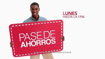 Macy's La Venta del Día del Trabajo TV Spot, 'Salta con alegría' [Spanish] - Thumbnail 5