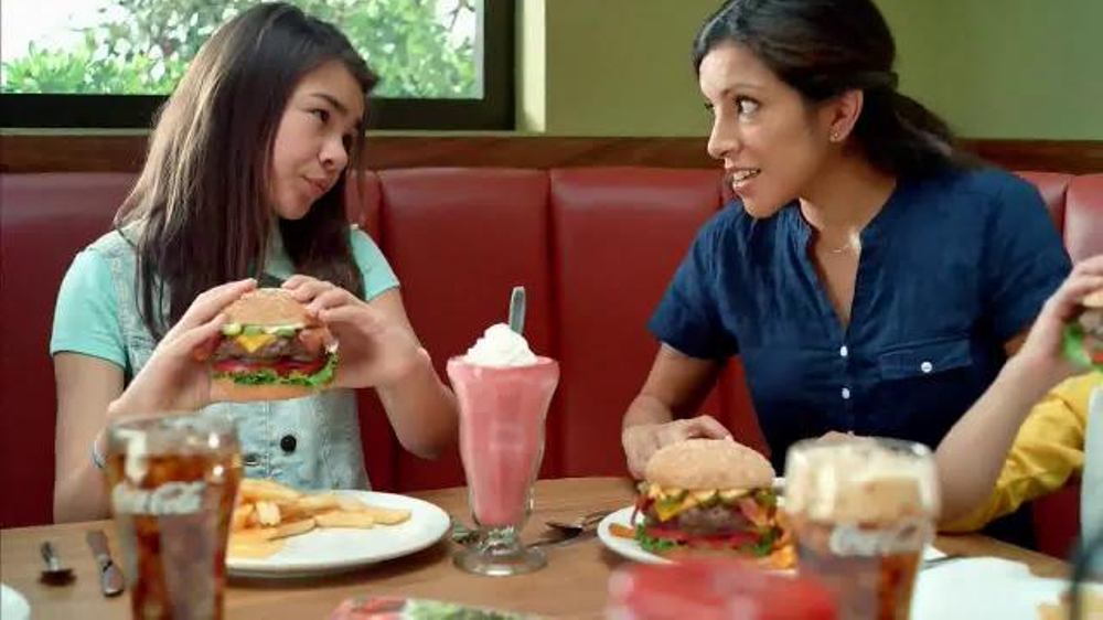 Denny's Big Burger Bash TV Commercial, 'Picture Perfect'