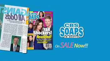 CBS Soaps in Depth TV Spot, 'Young & Restless Shockers' - Thumbnail 6