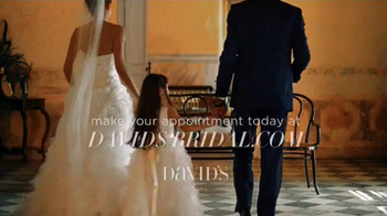 David's Bridal Biggest Bridal Sale TV Spot, 'It's Time' - Thumbnail 9