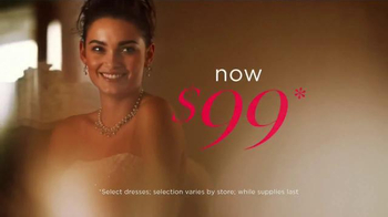 David's Bridal Biggest Bridal Sale TV Spot, 'It's Time' - Thumbnail 3