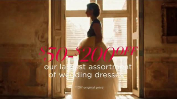 David's Bridal Biggest Bridal Sale TV Spot, 'It's Time' - Thumbnail 4